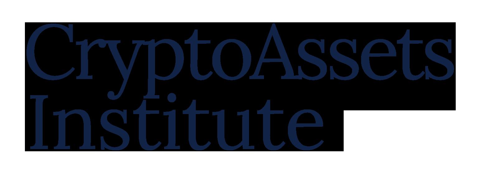 CryptoAssets Institute